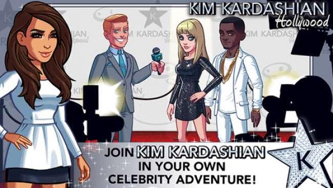Game de Kim Kardashian fatura US$ 200 milhões