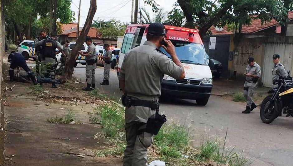 Homem é morto após atirar contra policiais na Vila Mauá