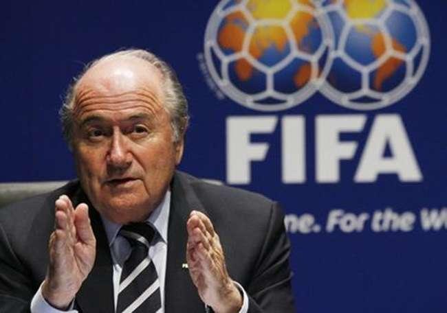 'Palmeiras foi campeão do mundo de clubes', diz Blatter