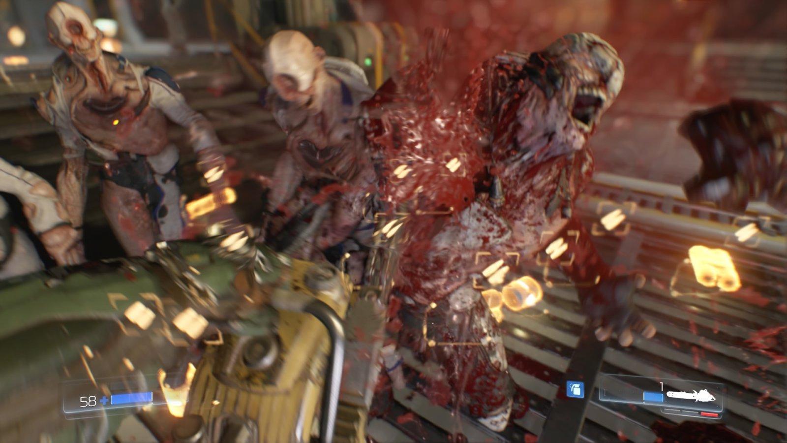 DOOM ganha deathmatch free-for-all e modo arcade