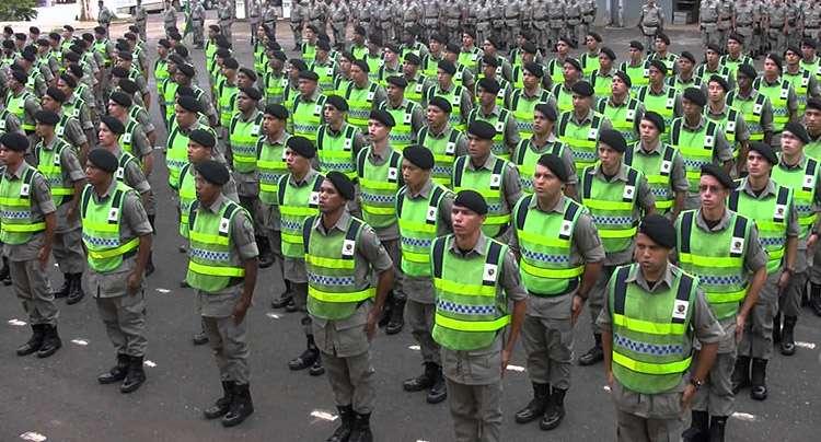 Governo anuncia que vai contratar mil temporários para atuar na PM