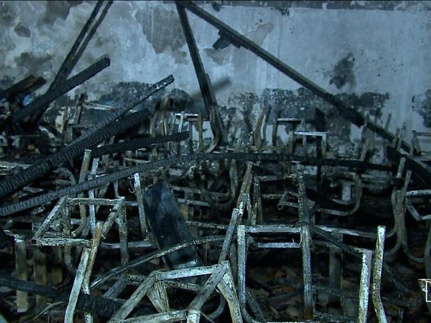 Escolas e ônibus são incendiados no Maranhão