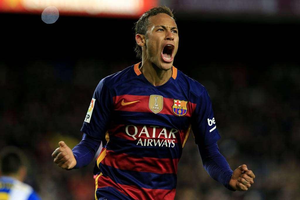 Neymar marca e Barça bate Espanyol pela Copa do Rei