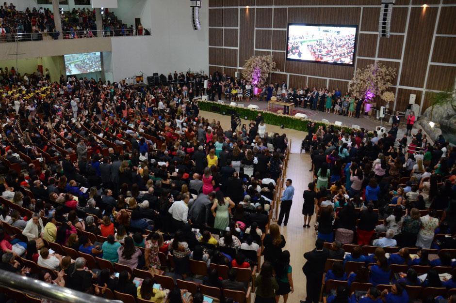 """""""O mundo precisa de forte dose de Cristianismo"""", afirma Marconi em congresso da Assembleia de Deus"""
