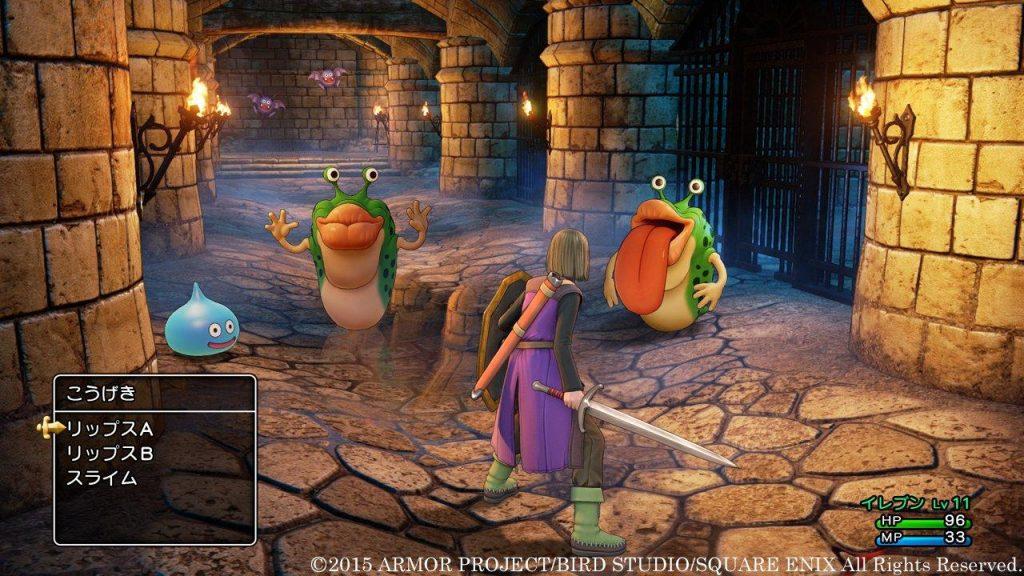 Novo Dragon Quest pode ser título de lançamento do Nintendo NX