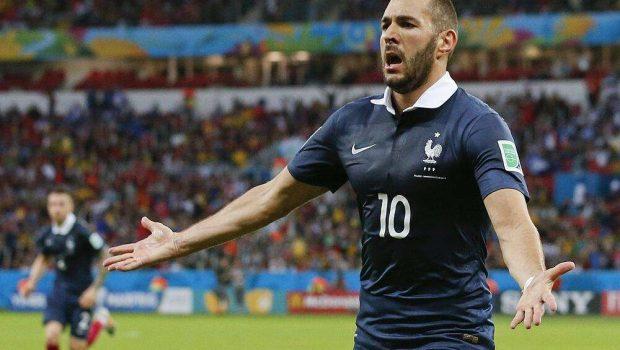 Em tarde de Benzema, França bate Honduras com facilidade na estreia