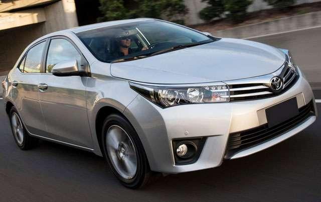 Toyota inicia recall do Corolla no Brasil