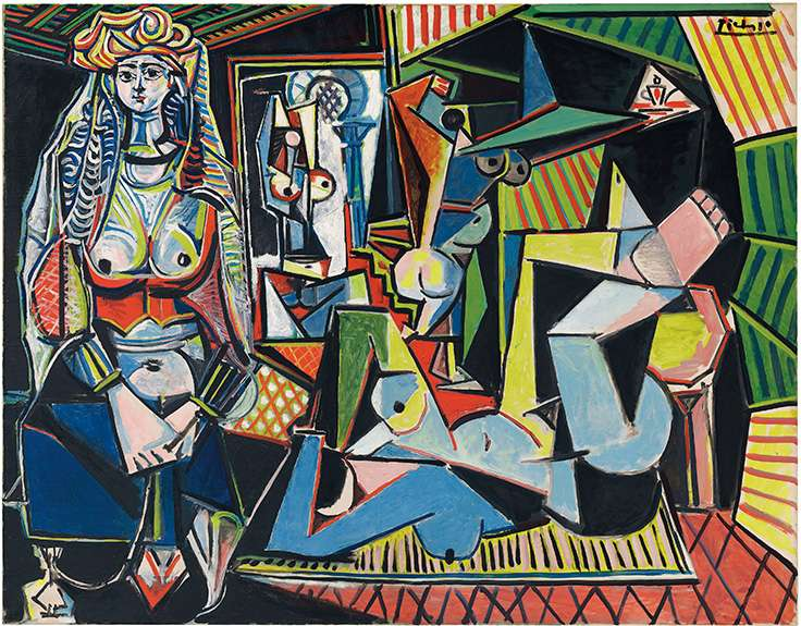 Quadro de Picasso leiloado por 179 milhões de dólares