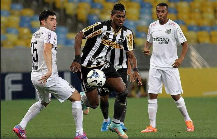 Robinho faz dois, Santos vence e fica em vantagem