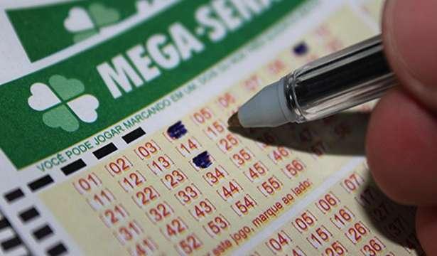Veja os números sorteados na Mega-Sena nesta terça-feira
