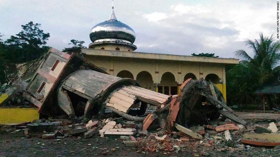 Terremoto na Indonésia mata pelo menos 97 pessoas