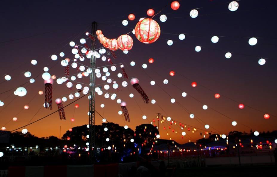 Festival japonês Bon Odori entra em sua 14ª edição