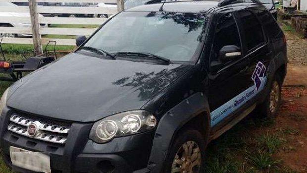 MP aciona prefeito de Itauçu que foi flagrado com veículo oficial e funcionária da prefeitura em prostíbulo