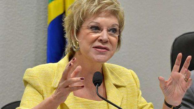 """Marta critica Dilma e afirma: """"Ou o PT muda, ou acaba"""""""