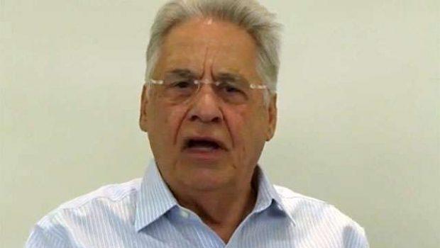 Em vídeo postado no Facebook, FHC diz que Lula mentiu