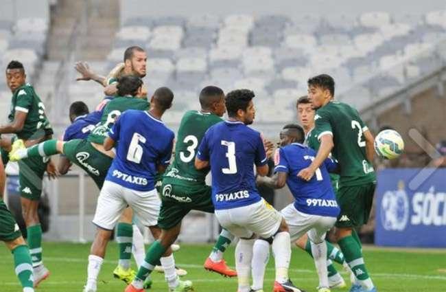 No Mineirão, Cruzeiro vence  Goiás por 1 a 0