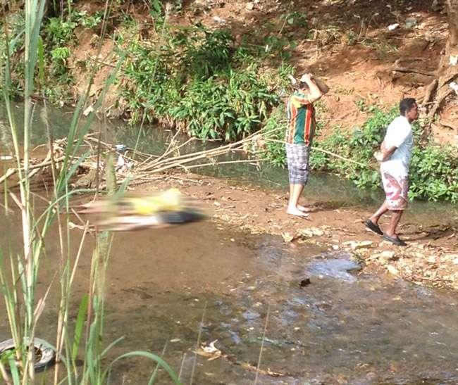 Duas crianças morrem afogadas em córrego de Aparecida de Goiânia