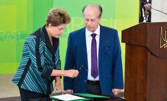 Dilma defende Petrobras e diz que ajuste não vai cortar programas do MEC