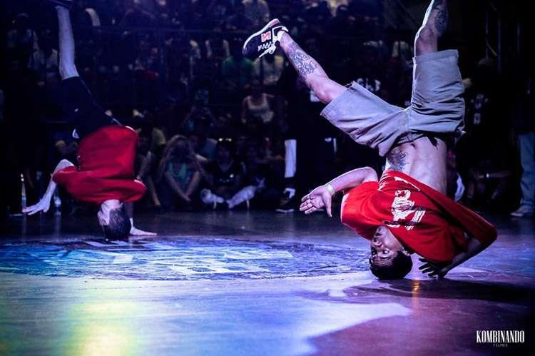Goiânia sedia competição internacional de Breakdance