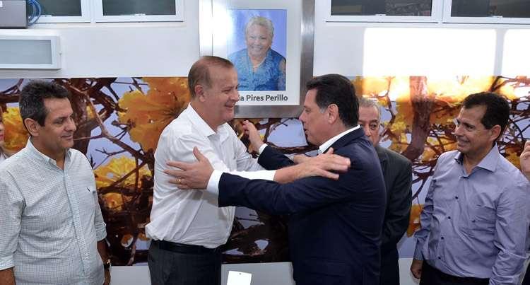 Em inauguração de UPA em Goiânia, Marconi   destaca importância de parcerias entre governos
