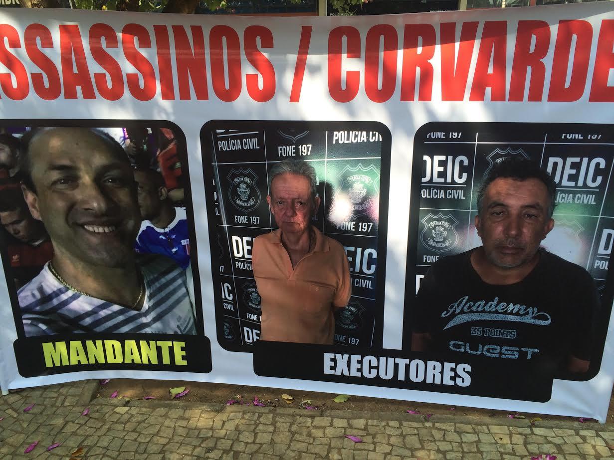 Ganância política motivou morte de prefeito e da primeira-dama de Matrinchã
