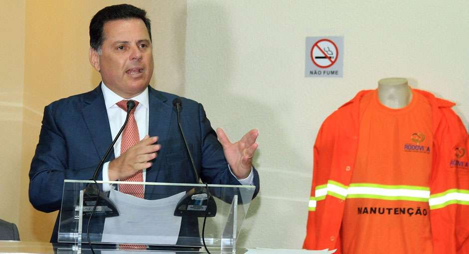 Governo autoriza R$ 212 milhões para obras da Agetop