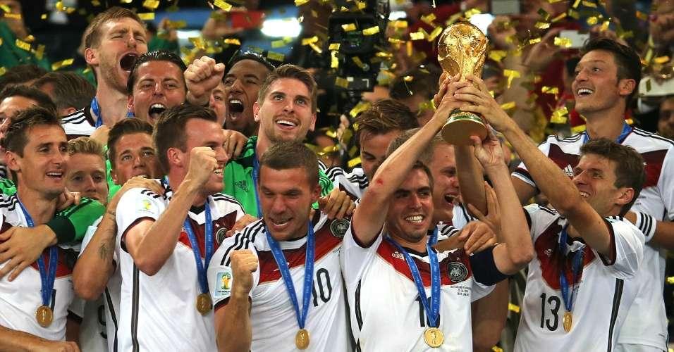 Final da Copa do Mundo foi vista por mais de um bilhão de pessoas