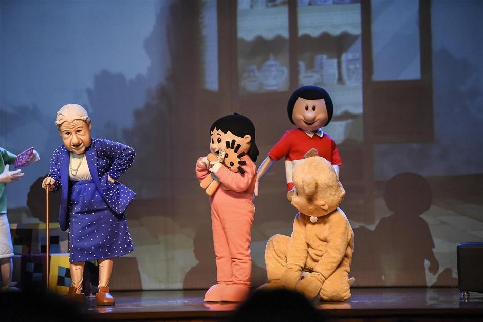 Teatro Sesc recebe peça Cabeça Oca no Mundo de Cora Coralina