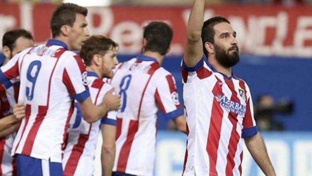 Atlético de Madrid derrota Juventus e reage na Liga