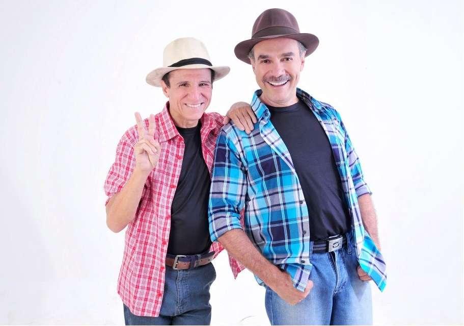 Nilton Pinto e Tom Carvalho fazem show especial de Dia dos Pais