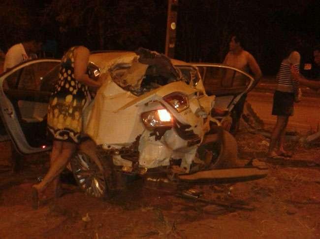 Um jovem morre e outro fica ferido em acidente na GO-080