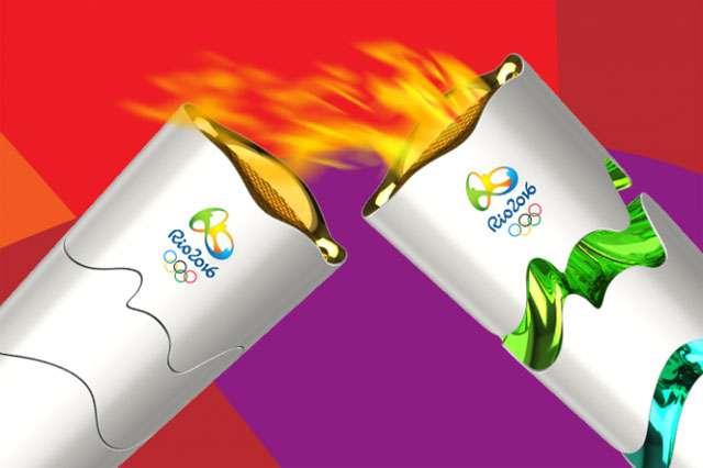 Prefefeitura faz evento teste da passagem da Tocha Olímpica por Goiânia
