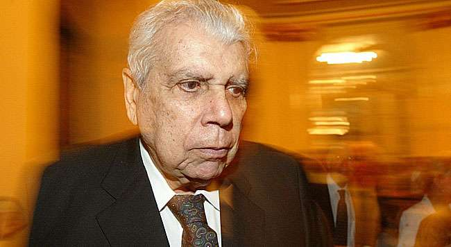 Antônio Ermírio de Moraes morre aos 86 anos