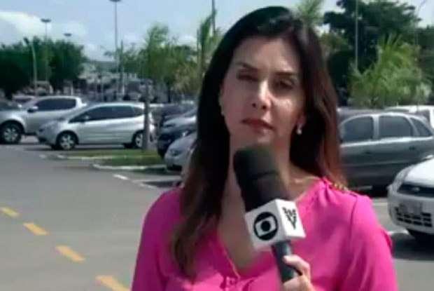 Equipe da TV Globo é assaltada durante reportagem ao vivo