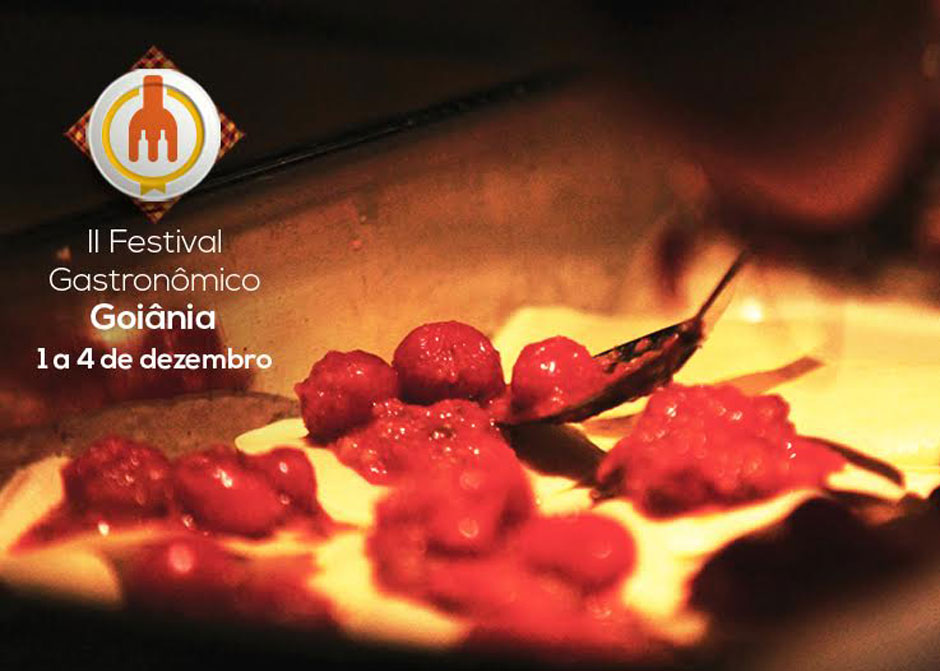 Centro de Excelência do Esporte recebe o 2º Festival Gastronômico de Goiânia
