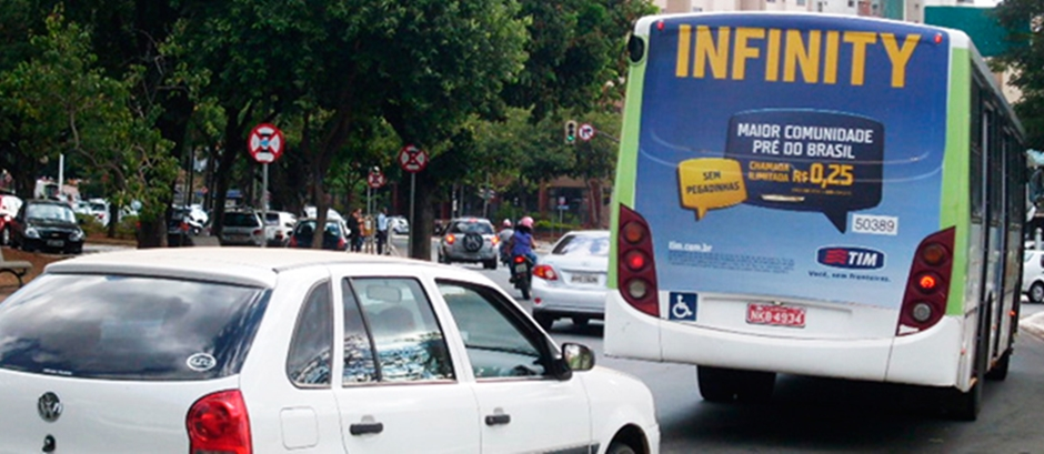 Comissão aprova uso de lucro com publicidade em transporte coletivo para reduzir tarifa