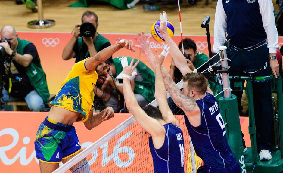 Rio 2016: Brasil derrota a Itália e conquista ouro