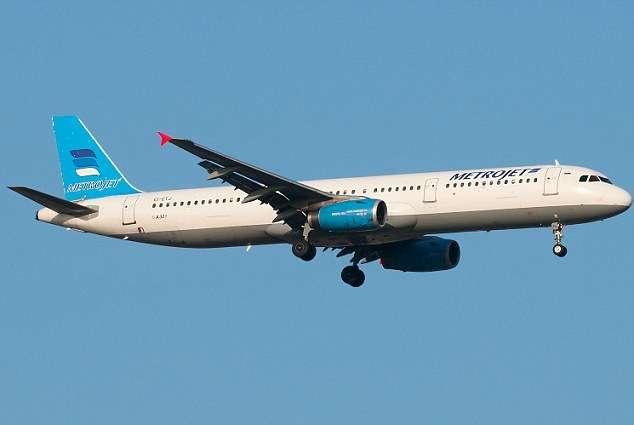 Avião russo com 224 pessoas a bordo cai na Península do Sinai