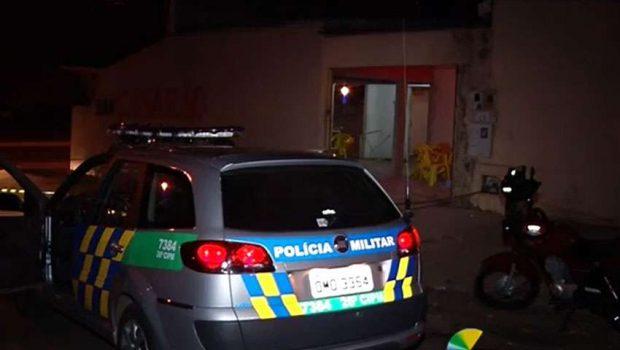 Dois homens são mortos a tiros em boate de Aparecida de Goiânia