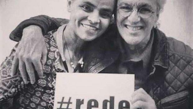 Caetano Veloso declara apoio a Marina Silva e é criticado nas redes sociais