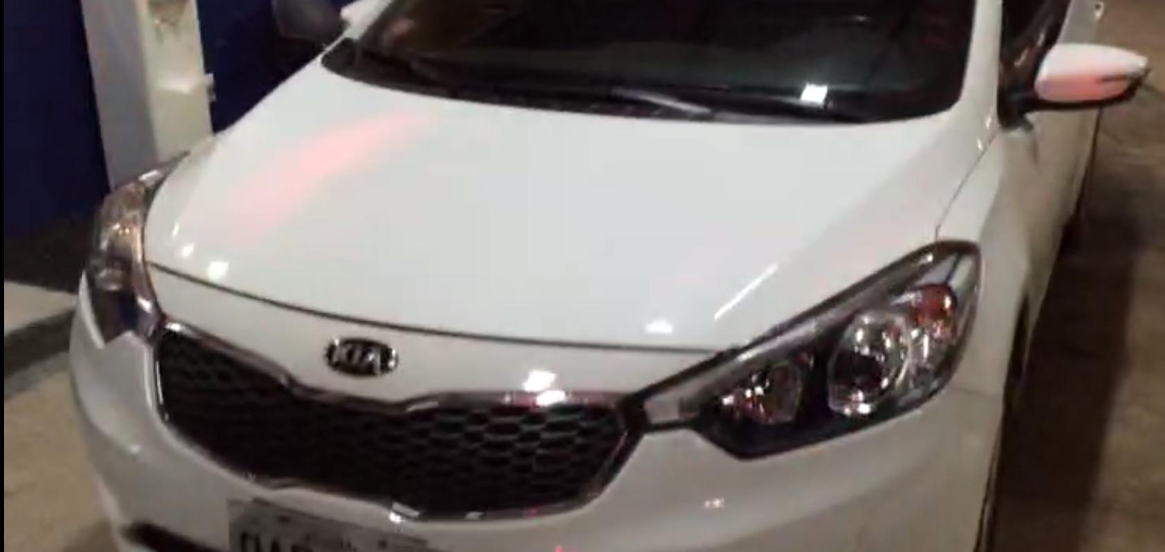 Casal é detido em Abadiânia de posse de carro roubado comprado pelo Facebook