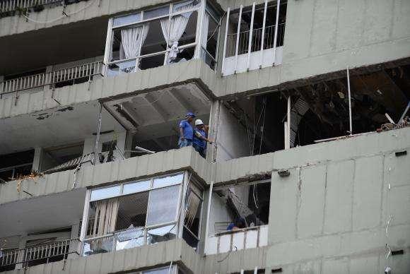 Morre alemão ferido em explosão de apartamento no Rio