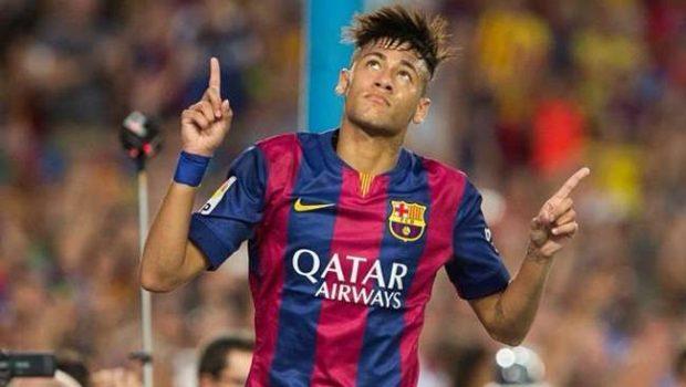 Barcelona cobra de Neymar indenização de 8,5 milhões de euros