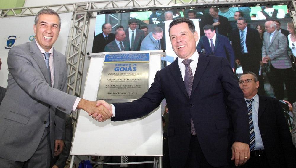 Governador lança pacto para  melhorar a Segurança Pública