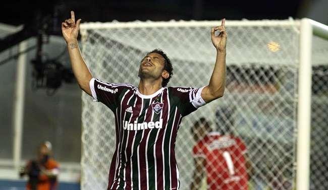 Fluminense tem dupla titular do ataque contra Palmeiras