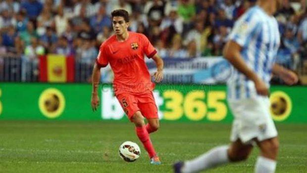 Barcelona empata sem gols na estreia de Douglas