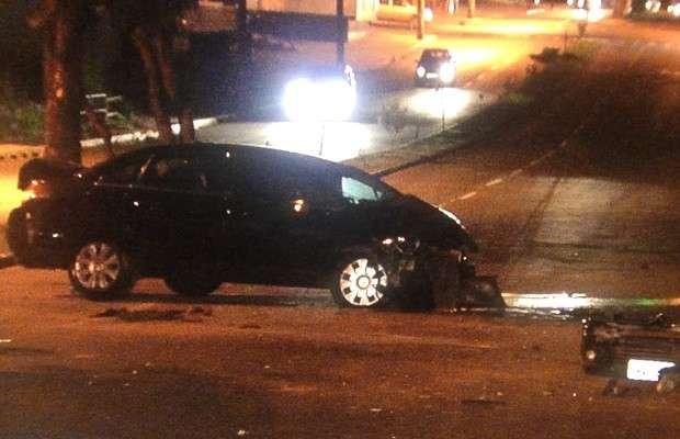 É grave o estado de saúde de idoso atropelado na Avenida T-9, no Setor Bueno