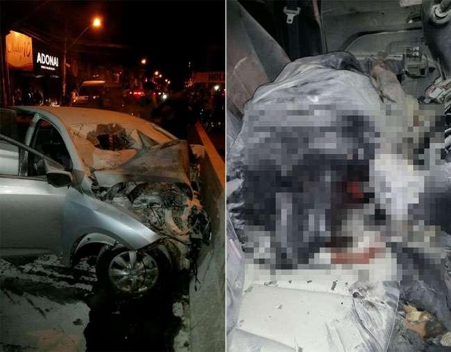 Homem morre durante perseguição policial pelas ruas de Goiânia
