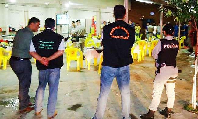 Operação Saturação fez abordagens em mais de 30 bairros de Aparecida de Goiânia