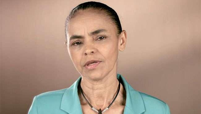 Marina pede que Dilma 'retire da gaveta' a Lei Anticorrupção do Brasil